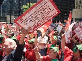 Obamacare Causing Big Layoffs for Union Nurses